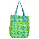 All For Color Lime Charmer Tennis Shoulder Bag - New Tennis Bags