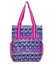 All For Color Sunset Ikat Tennis Shoulder Bag - All for Color Tennis Bags