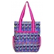 All For Color Sunset Ikat Tennis Shoulder Bag - New Tennis Bags