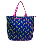 All For Color Pina Colada Tennis Tote - Tennis Racquet Bags