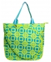 All For Color Lime Charmer Tennis Tote - All for Color Tennis Bags