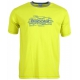 Babolat Men's Basic Training Tennis Tee (Yellow) - Babolat Tennis Racquets, Shoes, Bags and More #TennisRunsInOurBlood