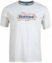 Babolat Men's Basic Training Tennis Tee (White) - Babolat Tennis Apparel