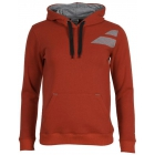 Babolat Men's Tennis Hoodie (Red) - Discount Tennis Apparel