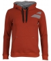 Babolat Men's Tennis Hoodie (Red) - Babolat Tennis Apparel