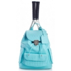 Court Couture Hampton Backpack (Aquamarine) - Court Couture Tennis Bags