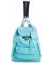 Court Couture Hampton Backpack (Aquamarine) - Court Couture