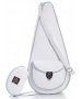 Court Couture Barcelona Tennis Bag (White) - Court Couture