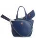 Court Couture Cassanova Tennis Bag (Epi Navy) - Court Couture