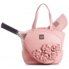 Court Couture Cassanova Tennis Bag (Pink Rose) - Court Couture