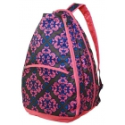 All For Color Rue de Mocha Tennis Backpack - All for Color Tennis Bags