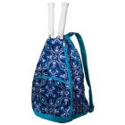 All For Color Artisan Tile Tennis Backpack - All For Color