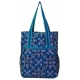 All For Color Artisan Tile Tennis Shoulder Bag - Tennis Bag Brands