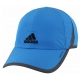 Adidas Men's Adizero II Cap (Blue/ Black) - Adidas Apparel
