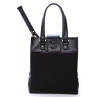 Cortiglia Wimbledon Tennis Tote - Designer Tennis Bags - Luxury Fabrics and Ultimate Functionality