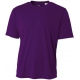 A4 Men's Performance Crew Shirt (Purple) - A4 Men's T-Shirts & Crew Necks