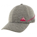 Adidas Women's Studio Cap (Grey/ Pink) - Tennis Hats