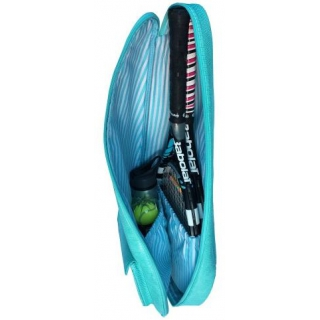 Court Couture Barcelona Tennis Bag (Turquoise)