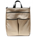 40 Love Courture Bronze Faux Sophi Tote - Designer Tennis Bags - Luxury Fabrics and Ultimate Functionality