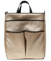 40 Love Courture Bronze Faux Sophi Tote - Tennis Tote Bags