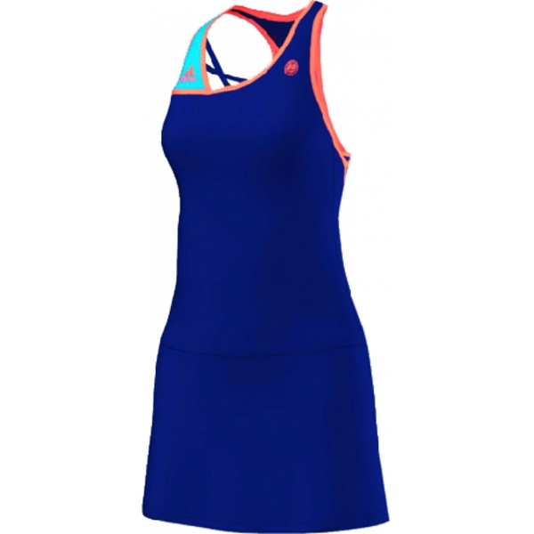 Adidas Women's RG On-Court Dress (Navy Blue)