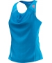 Adidas Women's adiZero Tank (Solar Blue) - Adidas Women's Apparel Tennis Apparel