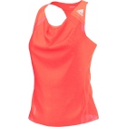Adidas Women's adiZero Tank (Orange) - Adidas Women's Apparel Tennis Apparel