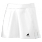 Adidas Sequentials Skort (White/Black) - Adidas Women's Apparel Tennis Apparel
