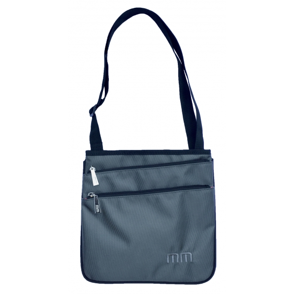 Maggie Mather Crossbody Purse (Pewter)