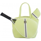 Court Couture Cassanova Tennis Bag (Striped Sage) - Court Couture Cassanova Tote Bags