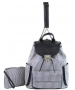Court Couture Hampton Tennis Backpack (Houndstooth Black) - Tennis Bags on Sale