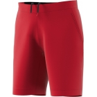 Adidas Men's Barricade Bermuda Tennis Shorts (Scarlet) - Men's Shorts