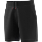 Adidas Men's Stretch Woven Tennis Shorts (Black) - Men's Tennis Apparel