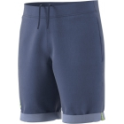 Adidas Men's Melbourne Bermuda Tennis Shorts (Noble Indigo/Semi-Frozen Yellow) - Men's Shorts