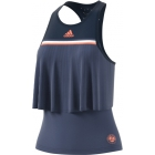 Adidas Women's RG Tennis Tank (Noble Indigo) - Adidas Women's Tennis Shirts - Tops and Tanks