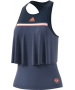 Adidas Women's RG Tennis Tank (Noble Indigo) - Women's Tops