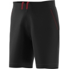Adidas Men's Barricade Bermuda Tennis Shorts (Black) - Men's Tennis Apparel