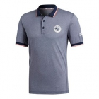 Adidas Men's Climacool RG Tennis Polo (Noble Indigo) - Men's Tops