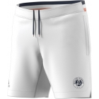 Adidas Men's RG Tennis Shorts (White) - Adidas Tennis Apparel