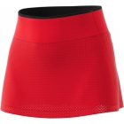 Adidas Women's Barricade Tennis Skirt (Scarlet/Black) - Women's Skirts