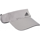 Adidas by Stella McCartney Tennis Visor (Grey/Black) - Adidas Tennis Caps & Visors