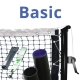 Basic Tennis Court Equipment Package - Tennis Court Packages