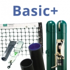 Basic Plus Tennis Court Equipment Package - Tennis Nets