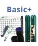 Basic Plus Tennis Court Equipment Package - Shop the Best Selection of Tennis Posts for Your Court