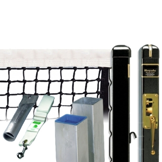 Luxury Tennis Court Equipment Package