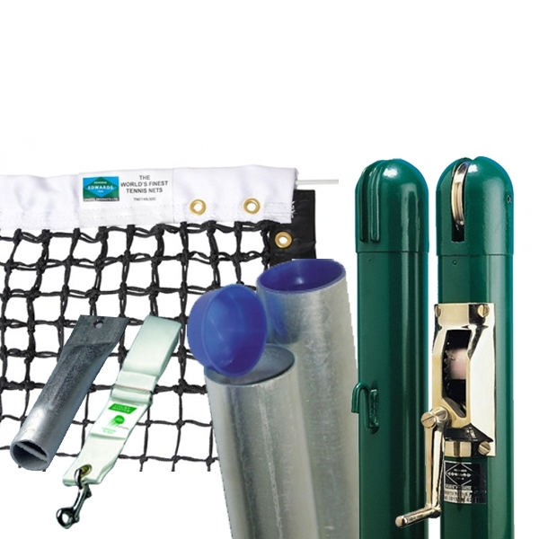 Premium Tennis Court Equipment Package
