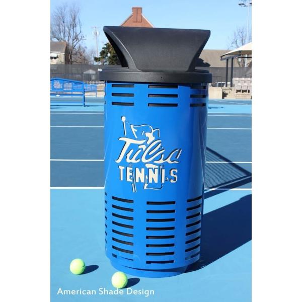 Custom Logo Trash Cans (35 gallon)