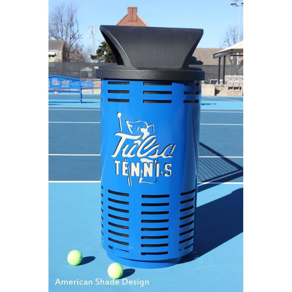 Custom Logo Trash Cans (55 gallon)