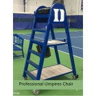 Custom Logo Umpire Chair - Tennis Court Equipment