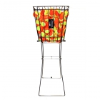 MasterPro Stand-Up 75 Ball Hopper (Tennis or Pickleball) - Tennis Court Equipment